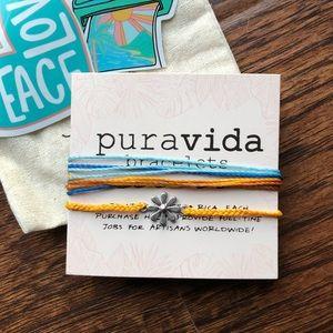 Puravida Flower Power Bracelet Bundle